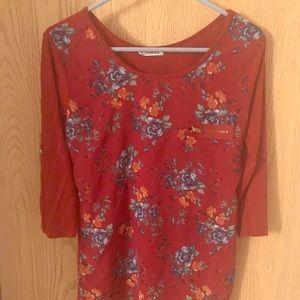 Tops - floral top